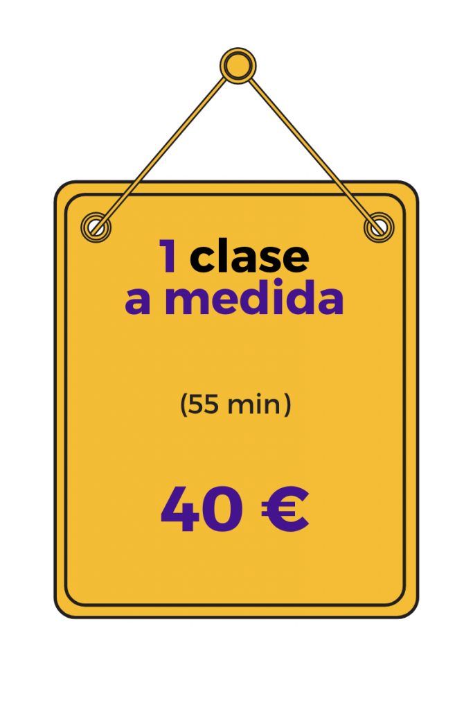 clases a medida